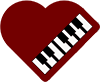 Heart of the Piano Logo